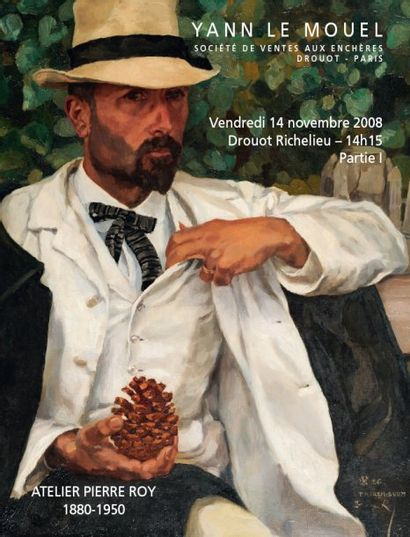 ATELIER PIERRE ROY 1880-1950 Part.1
