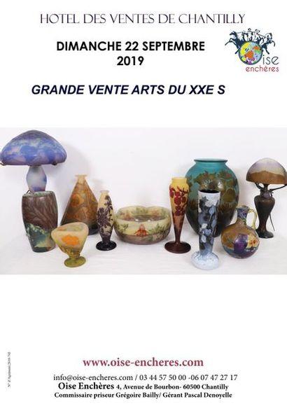 VENTE XXE  - Oeuvres d'art, Objets d'Art et Mobilier