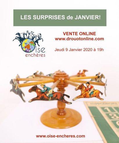 LES SURPRISES DE JANVIER! VENTE ONLINE