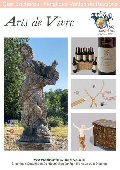 Arts de Vivre : Vins, Bijoux, Arts, Décoration et Jardin