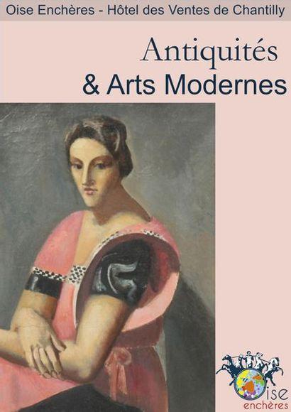 Vente ONLINE Antiquités & Arts Modernes