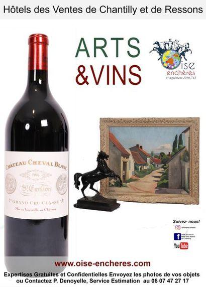 Arts & Vins ONLINE