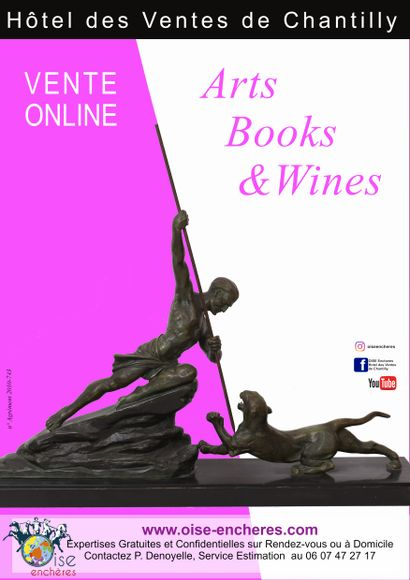 Arts, Books & Wines ONLINE