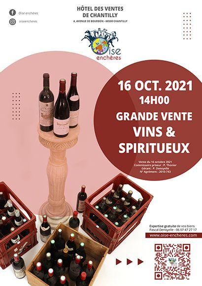 Grande vente de vins & spiritueux