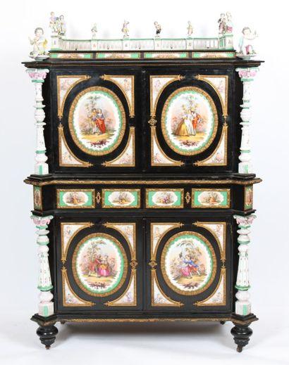 GRANDE VENTE DE PRESTIGE 300 LOTS Mobilier et Objets d'Art des XVIIè, XVIIIè et XIXè siècle - Tableaux - Horlogerie
