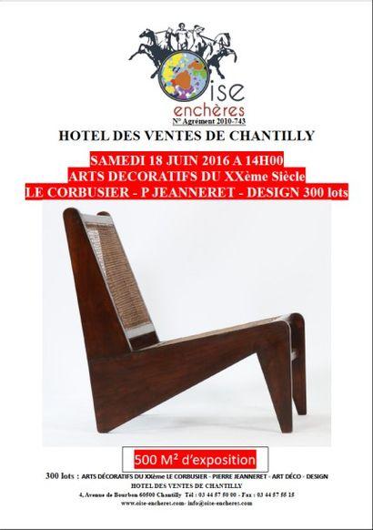 ARTS DÉCORATIFS DU XXème LE CORBUSIER - PIERRE JEANNERET - ART DÉCO - DESIGN - VOITURES DE COLLECTION