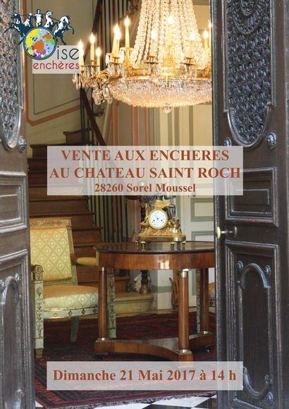 Vente de Prestige - Chateau St Roch
