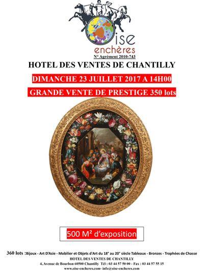 Grande vente de prestige, Bijoux, Or, Vins, Mobilier et Objets d'Art, Tableaux, Bronzes