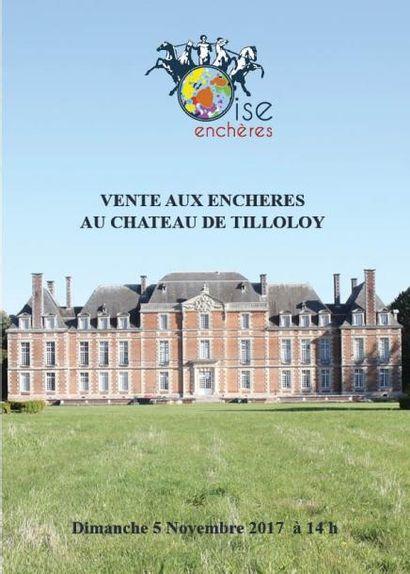 Successions et à Divers - Chateau de Tilloloy 440 lots