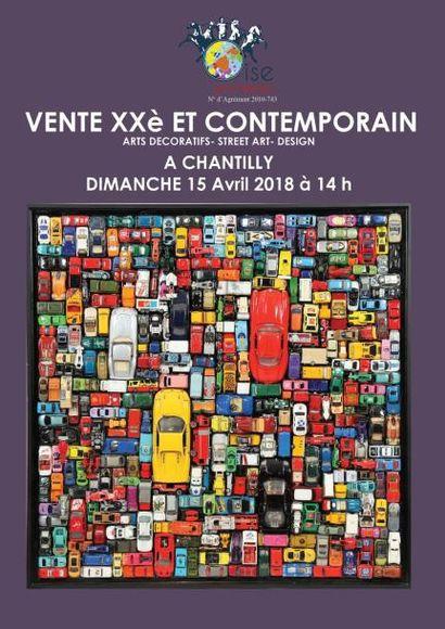 Art Décoratifs du XXème - Tableaux Street Art - Sculptures - Design