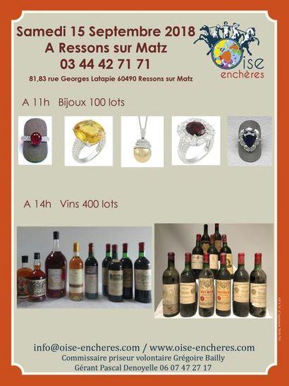 vins, bijoux