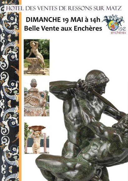 BELLE VENTE CLASSIQUE et d'ARTS DU JARDIN