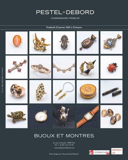 Sale of jewellery