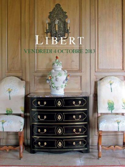 Vente du mobilier d'une propriété d'Ile de France décorée par la maison Jansen