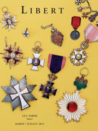 militaria, décorations & souvenirs historiques