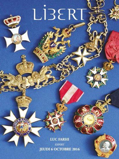 Décorations & Ordres de chevalerie