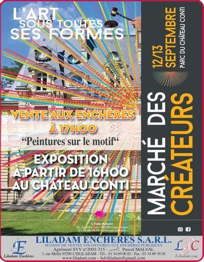 20ème MARCHE DE L'ART