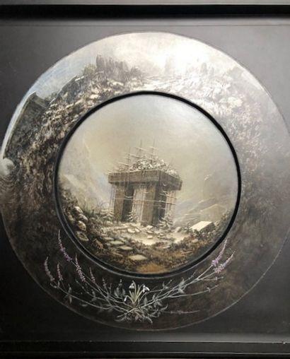 TABLEAUX ANCIENS ET MODERNES - SCULPTURES - BIJOUX / VENTE EN PREPARATION