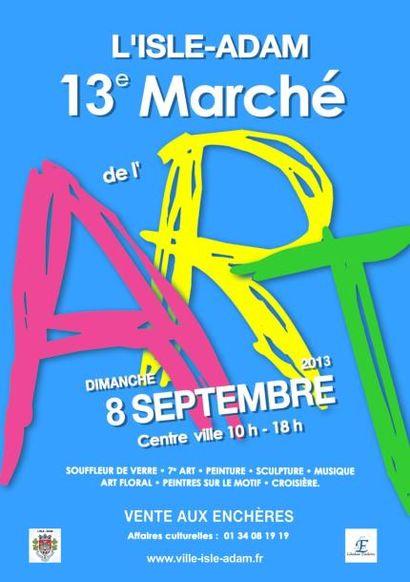VENTE MARCHE DE L'ART