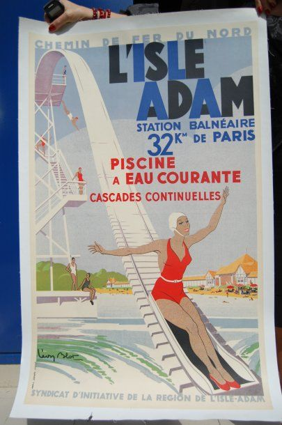Marché de l'Art à l'Isle Adam: Peinture sur le motif