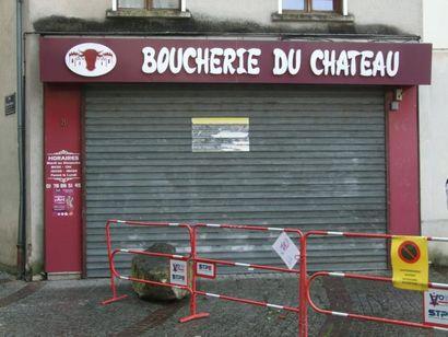 BOUCHERIE - CHARCUTERIE - ROTISSERIE