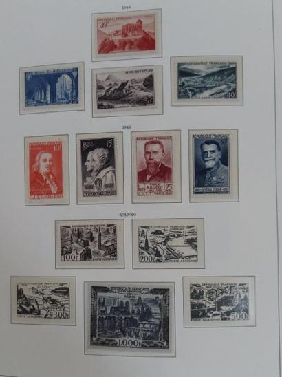 TIMBRES POSTE DE COLLECTION et CARTES POSTALES