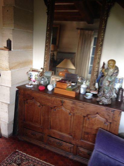 VENTE SUR PLACE à CHAMPAGNE-SUR-OISE : entier contenu d'une maison