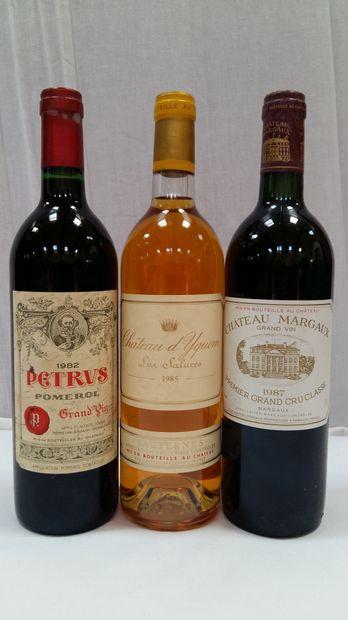 GRANDS VINS - ALCOOLS