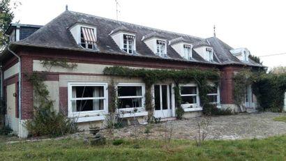 VENTE SUR PLACE à GOUVIEUX : contenu d'une propriété suite succession