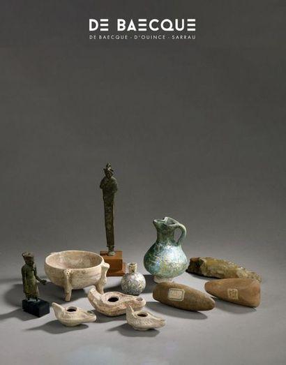 Archéologie, Mobilier et Objets d'Art