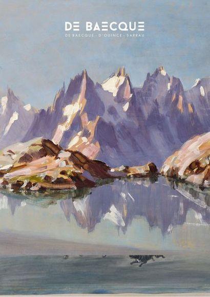 Folk Art & Mountain Paintings
