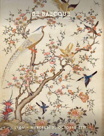 Art d'Asie - Collection de M. et Mme. d'O. et à divers