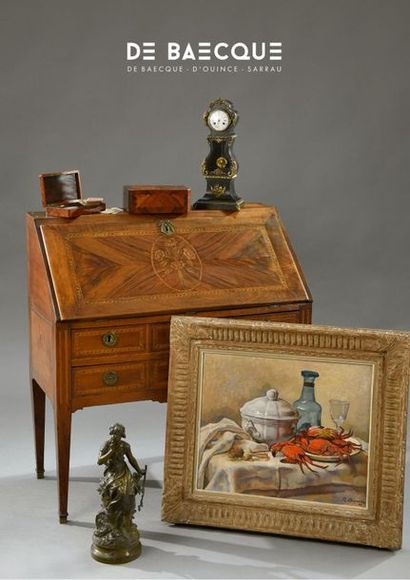 Furniture & Works of Art - Goldsmith's shop