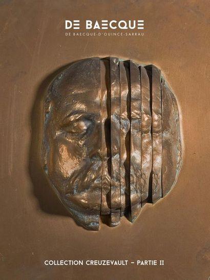 [VENTE MAINTENUE] ART MODERNE ET CONTEMPORAIN - Collection Creuzevault II