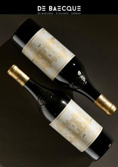 [VENTE MAINTENUE]  Vins & spiritueux