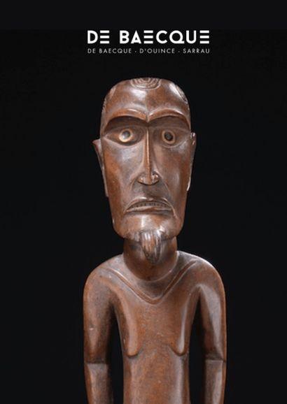 ART PRÉCOLOMBIEN - ARTS D'AFRIQUE ET D'OCÉANIE