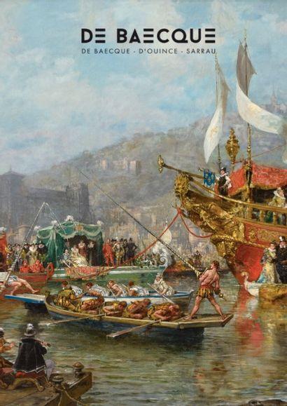 ORFÈVRERIE - IVOIRES - TABLEAUX ANCIENS & MODERNES