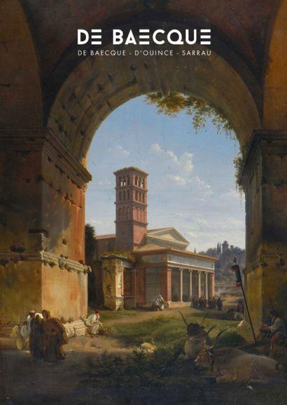 TABLEAUX ANCIENS & MODERNES - BIJOUX