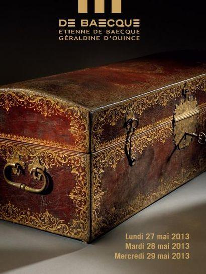 Haute époque - Mobilier et objets d'art - Souvenirs historiques - Art islamique - Art asiatique - Tapis - Tapisseries