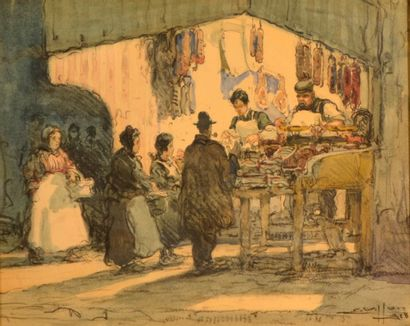 Vente d'automne - Tableaux XIXe siècle et modernes, mobilier, objets d'art