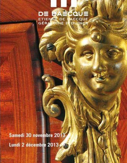 Bijoux - Joaillerie - Mobilier - Objets d'art - Tapis - Tapisseries