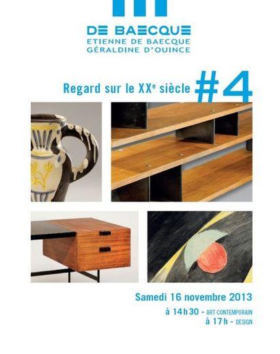 Regard sur le XXe siècle #4 Design et Art contemporain