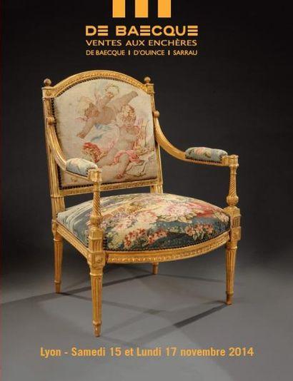 Bijoux - Orfèvrerie - Mobilier - Objets d'art  (Partie I)