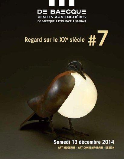 Regard sur le XXe siècle #7 Tableaux - Sculptures - Design