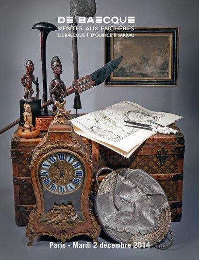 Arts Premiers - Miniatures - Meubles et objets d'art