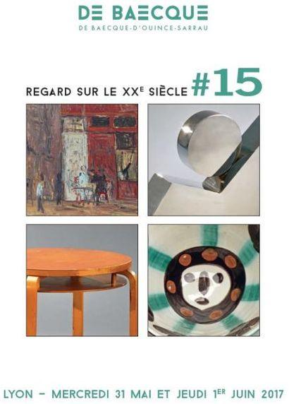 Regard sur Le XXe siècle #15 : Art moderne et contemporainCollection du Dr Jacques Miguet et à divers