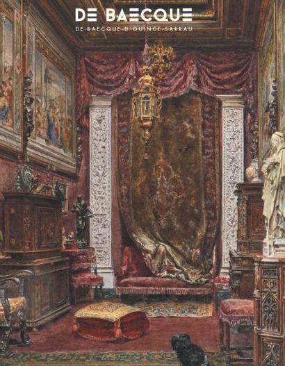 Étain - céramiques - orfèvrerie - tableaux anciens et modernes