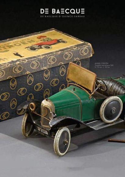 Mobilier et objets d'arts - Jouets