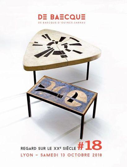 Regard sur le XXème siècle #18 : Art Moderne-Art Contemporain Design