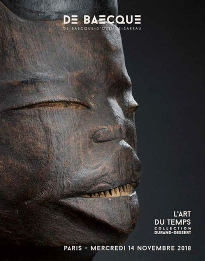 Collection Durand-Dessert - Arts Africains